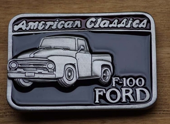 """Collection item Schnalle  """" American Classic F-100 Ford """""""