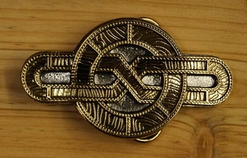 """Lose Schnalle  """" Celtic eight """""""