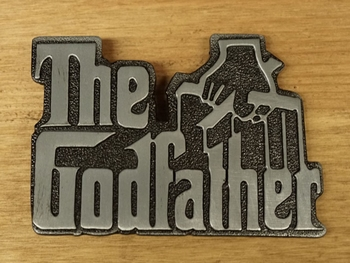"""Buckle """" The Godfather """""""