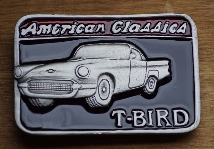 """Collection item Schnalle  """" American Classic  T-Bird """""""