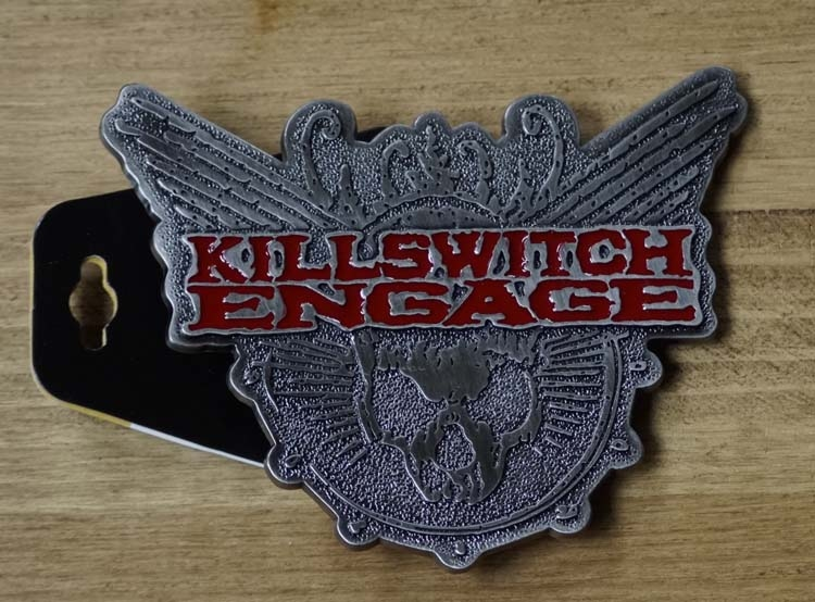 """Music band buckle  """" Killswitch Engage """""""